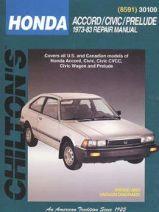 security system 1996 honda accord free book repair manuals chilton honda civic crx and del sol 1996 2000 repair manual