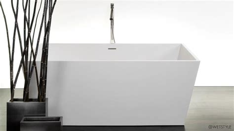 Wetstyle Bathtub by Bc08 01 60 Quot Soaking Bathtub Cube Collection Wetstyle