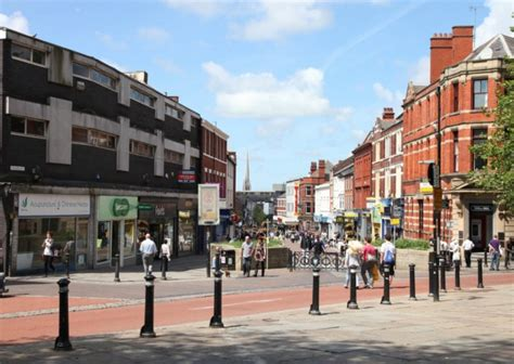 Homes And Interiors by Preston A City With A Vibrant Culture And A Tradition