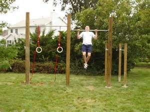 backyard fitness equipment best 25 backyard ideas on outdoor