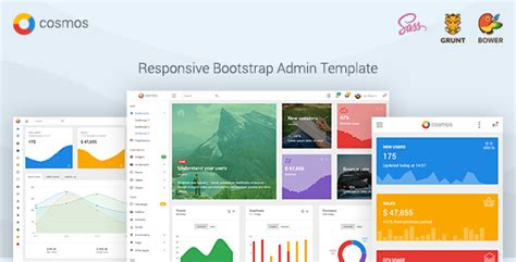 themes bootstrap cosmo admin templates archives fxtheme