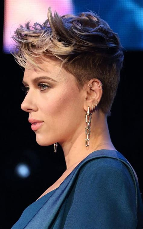 why scarlett johansson cut hair are we witnessing the rise of the anti trump hair cut