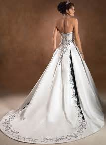 wedding dress with color white color wedding dress sang maestro