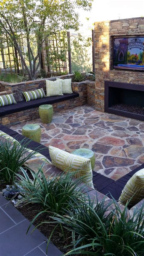 backyard space ideas tg interiors model homes in orange county and shopping
