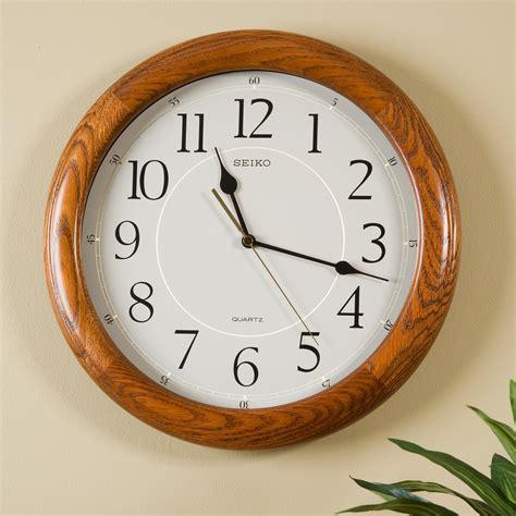 seiko quiet wall clocks seiko quiet wall clocks