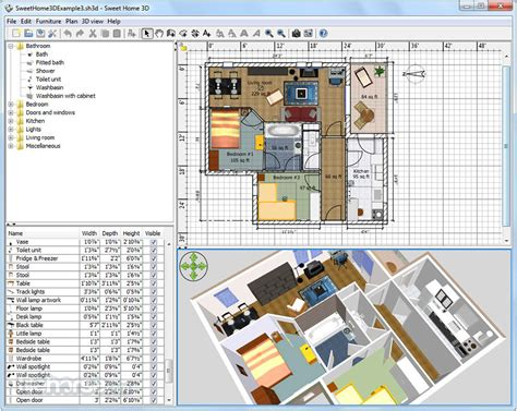best 2d home design software best free online home interior design software programs