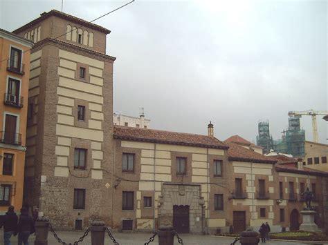 Madrid Medieval   Casa y Torre de los Lujanes (English)