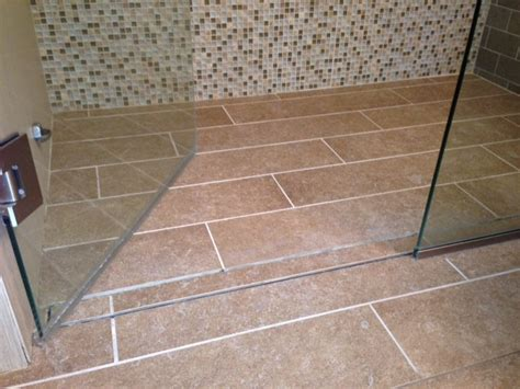 Noble Shower Drains by Tile Top Freestyle Linear Drain Noble Company