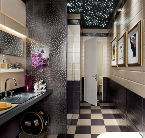 Modern Bathroom Mosaic Design Mosaic Tiles And Modern Wall Tile Designs In Patchwork