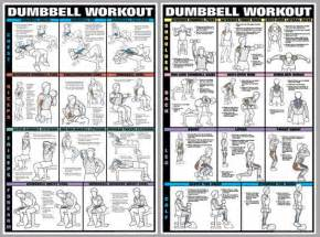 at home dumbbell workout dumbbell workout 2 workout lazy charts