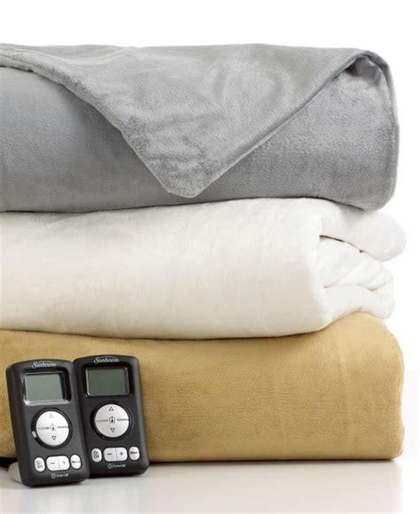 Slumber Rest Electric Blanket by Best Cheap Blankets Sunbeam Electric Blanket Sunbeam