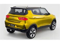 2018 Crossover Concept