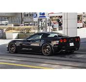 Corvette Z06 On HRE Wheels  MadWhips