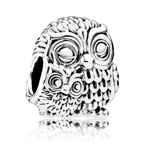 Pandora Charming Charm P 475 pandora charming owls charm 791966 pandora charms from gift and wrap uk