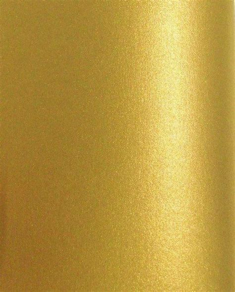 Paper Gold 10 a4 gold metallic pearl shimmer paper 100gsm
