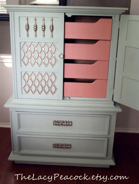 refurbished vintage furniture eclectic