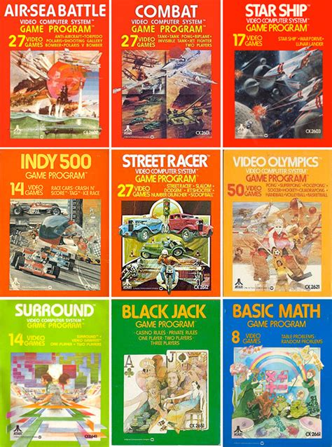 adventure the atari 2600 journal books inspiration atari packaging 1977 1982 scrubbles net