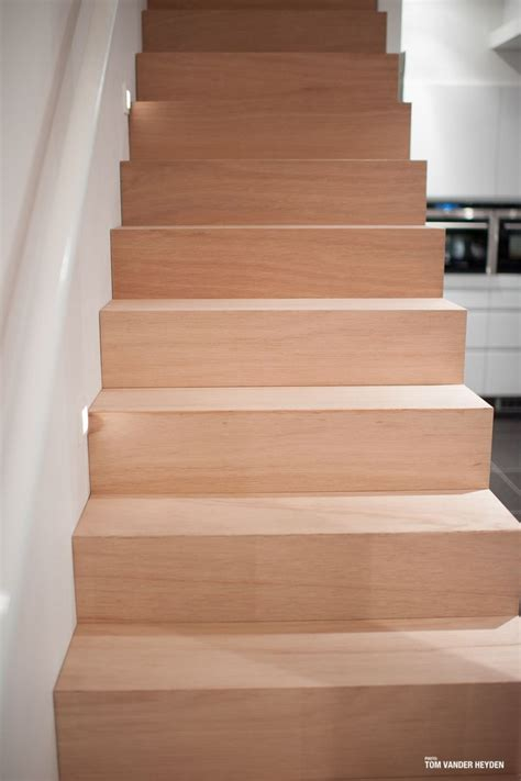 Plywood Stairs Design Stair Plywood Lauan Random Bits Of Diy And Crafts Plywood And Stairs