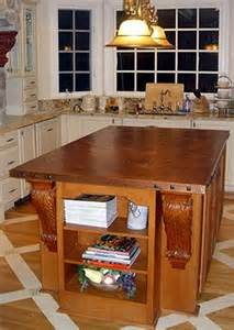 copper island top search kitchens