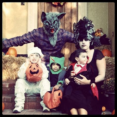 themes of family in frankenstein our family halloween costumes 2011 old school monster