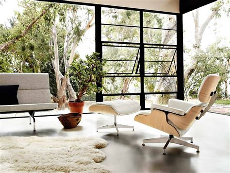 White Lounge Chair Design Ideas Design Icons Charles Eames Vkvvisuals