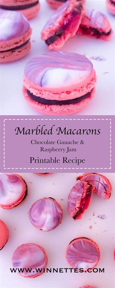 printable macaron recipes the 25 best macaroons ideas on pinterest french