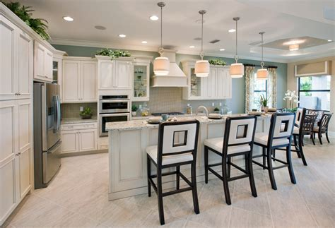 French Home Interior Design by Cordova At Spanish Wells Luxury New Homes In Bonita