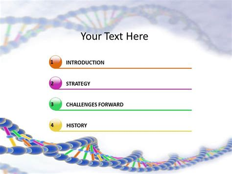 ppt templates free download genetics powerpoint templates free download dna gallery