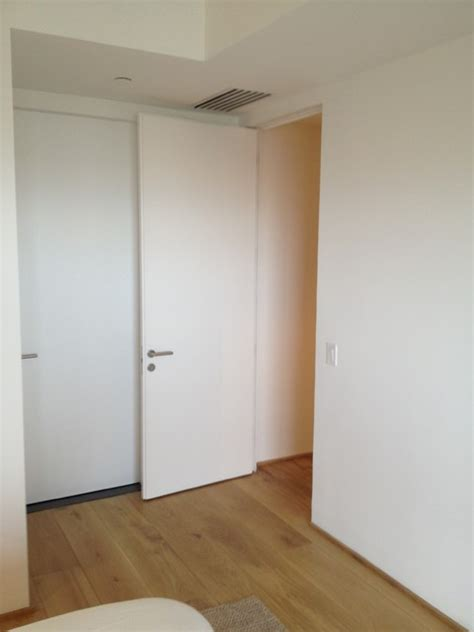 Invisible Closet Door Invisible Closet Door Doors Modern Interior Doors Other Metro By Dayoris Doors Panels Awkward