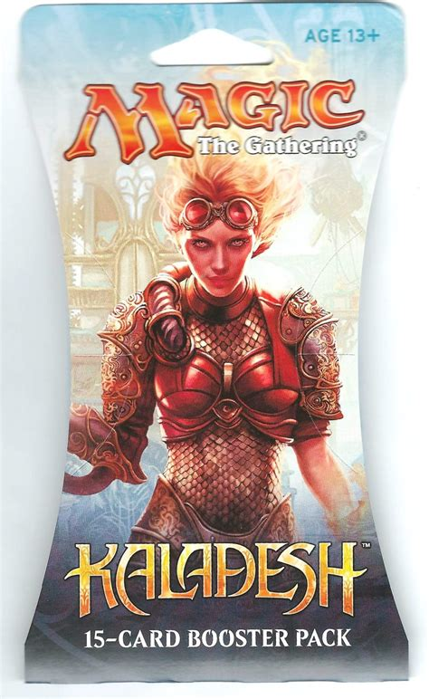 Magic The Gathering Booster Pack Ascension magic the gathering mtg kaladesh booster pack retail