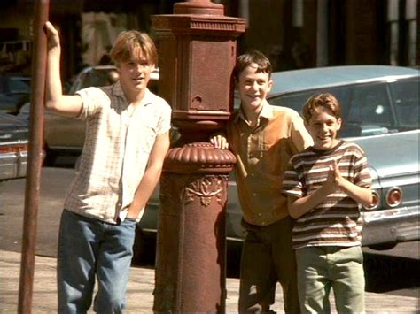 Sleepers 1996 Cast by Photos Of Brad Renfro