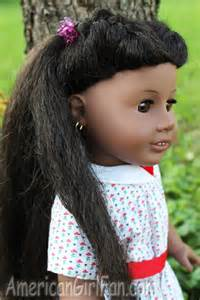 and easy doll hairstyles on addy americangirlfan