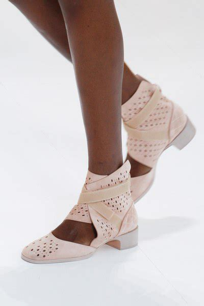 Fashion Shoes By Chanel chanel shoes summer 2017 at fashion week