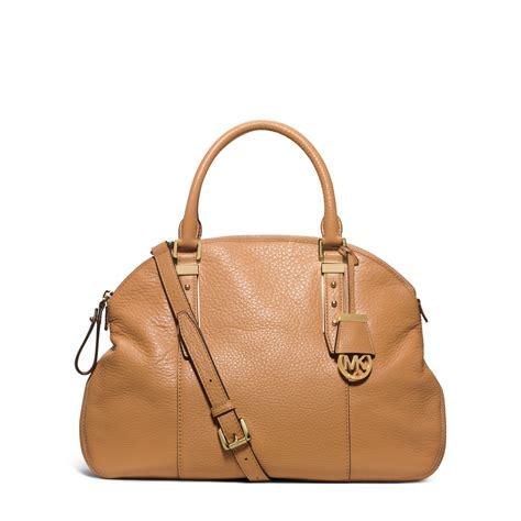 Michael Kors Bag Interior by Michael Kors Peanut Shoulder Bag Car Interior Design