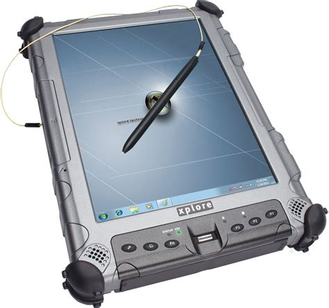 rugged laptop tablet xc6 m2 rugged tablet pc xplore technologies