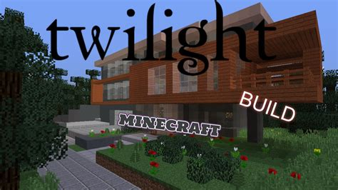cullen house adamh tutorial minecraft cullen house twilight