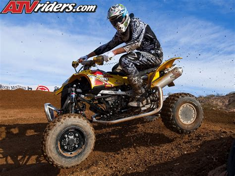 atv motocross racing 2009 dwt world atv mx round 6 pro atv race report