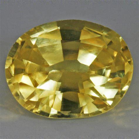 Yellow Saphire 1 90 carat yellow sapphire n