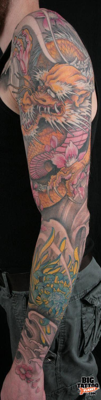 tattoo jam 2011 artist skinpix colour tattoo big tattoo jam 2011 colour tattoo big tattoo planet
