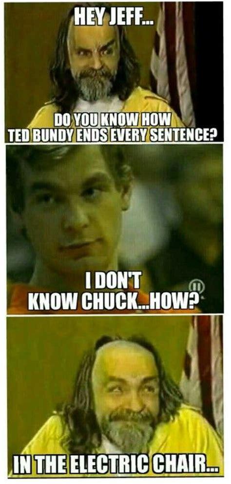 Dark Humor Memes - serial killers and humor on pinterest