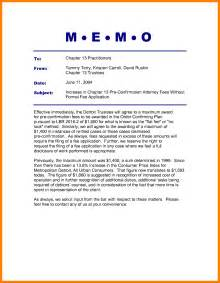 Memo Format Headings 9 Memo Format With Headings Park Attendant