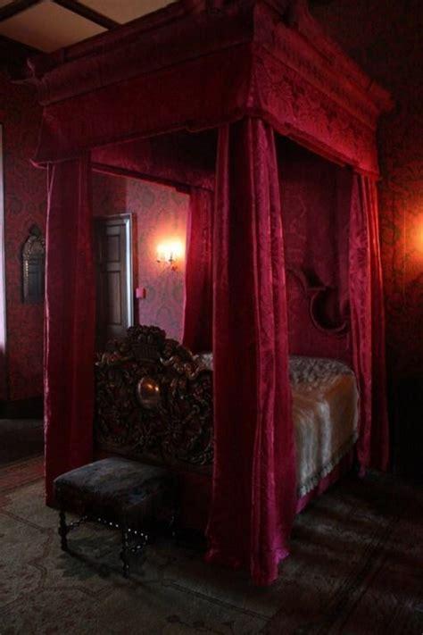 chambre gothique 12 impressionnantes d 233 corations de chambre gothique