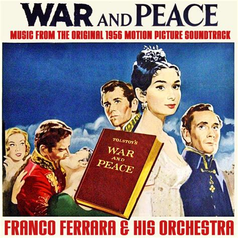 theme music war and peace war and peace music from the original 1956 motion picture