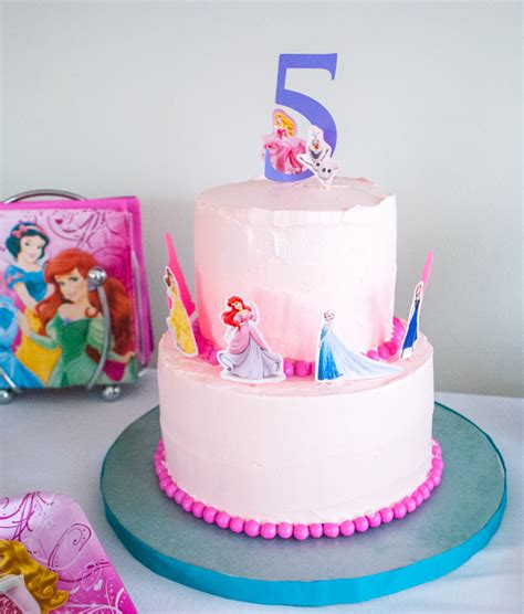 Princess Cake by 10 Do It Yourself Birthday Cakes For