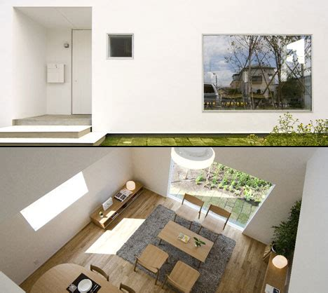 japanese living room principalchadsmith info kengo kuma houses for muji yanko design