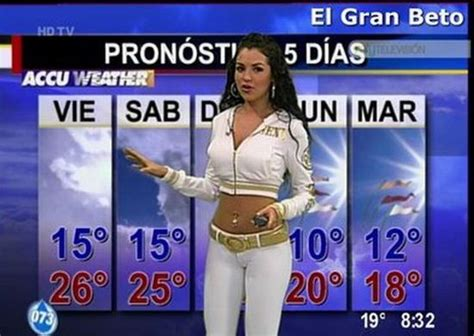 weather channel girls striping on tv 10 hottest weather girls ever damn cool pictures
