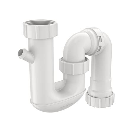 U Bend Plumbing by Pvc Traps Available From Bunnings Warehouse