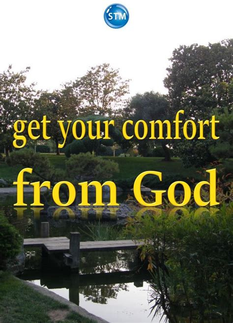 comfort from god comfort from god the source of all good comfort