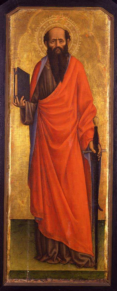 www san paolo iconografia di san paolo perch 232 l apostolo delle genti 232