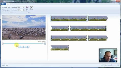 windows movie maker tutorial for beginners windows live movie maker tutorial part 1 youtube